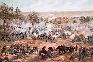 Gettysburg 1863: the first day