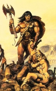Conan was never PC!
