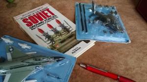 Fabbri kits of US gunships and F15s should address any imbalance!
