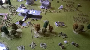 An usual period, Chinese warlords and White Russians versus Allied interventionists.